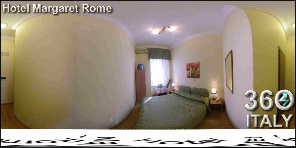Hotel Margaret Rome Virtual Tours