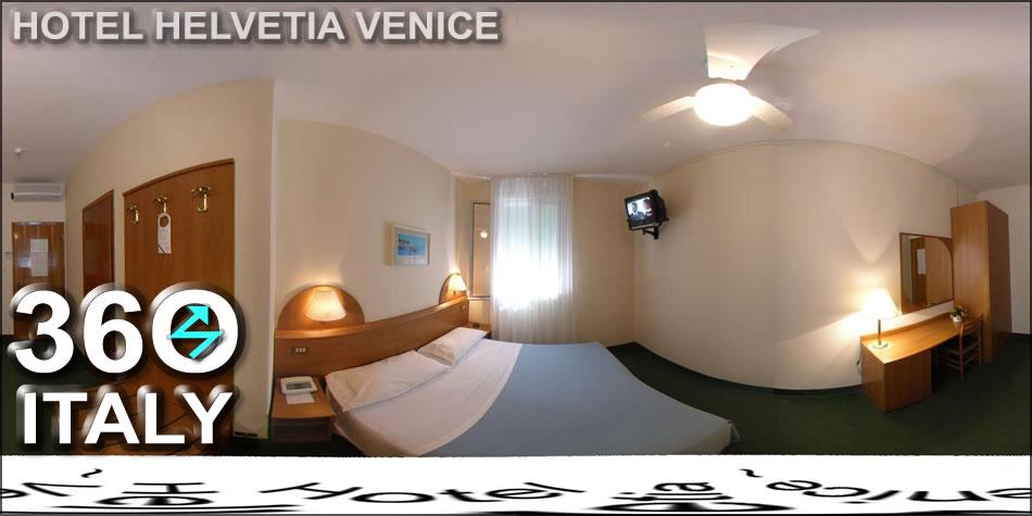 Hotel Helvetia Venice Virtual Tour